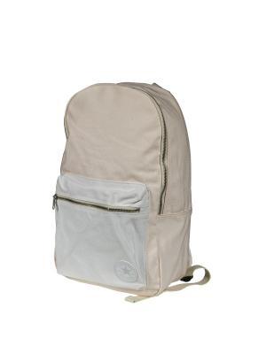 Рюкзак EDC Canvas Backpack Converse. Цвет: оранжевый
