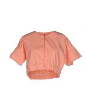 Пиджак ANNARITA N.. Цвет: лососево-розовый