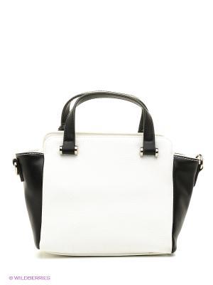 Городская сумка Clarks. Цвет: белый