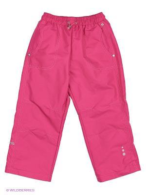 Брюки SAIMA. Цвет: розовый