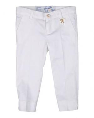 Повседневные брюки HARMONT&BLAINE. Цвет: белый