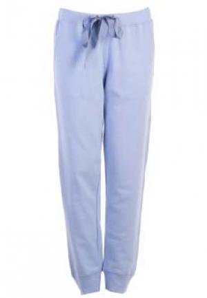 Спортивные брюки P.A.R.O.S.H.. Цвет: голубой