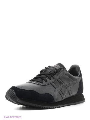 Спортивная обувь DUALIO ONITSUKA TIGER. Цвет: черный