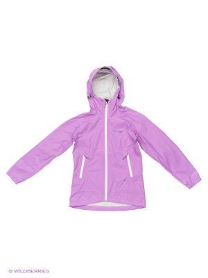 Куртка Bergans. Цвет: фиолетовый