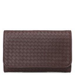 Клатч  1263 коричневый DOLCI