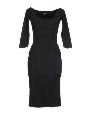 Короткое платье CHIARA BONI LA PETITE ROBE. Цвет: черный