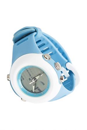 Часы Asavi Jewel. Цвет: голубой, белый, серебряный
