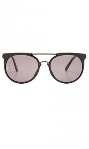Солнцезащитные очки stateline Wonderland. Цвет: черный