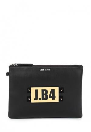 Клатч J.B4. Цвет: черный