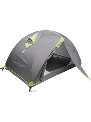 Палатка OUTVENTURE. Цвет: серый