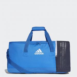Спортивная сумка Tiro  Performance adidas. Цвет: белый