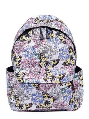 Рюкзак NUAGES. Цвет: белый, голубой, розовый
