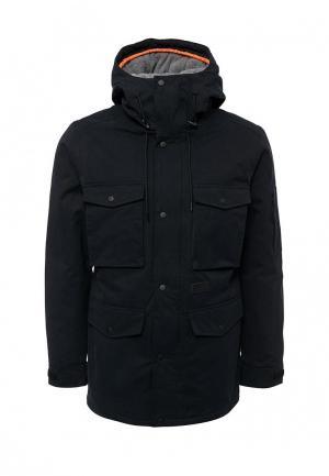 Куртка утепленная Rip Curl. Цвет: синий