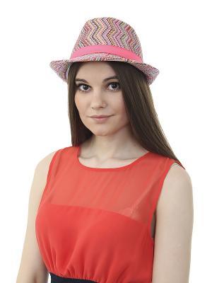 Шляпа Migura. Цвет: розовый, желтый, салатовый, сиреневый