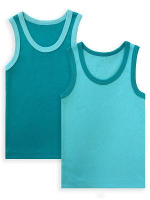 Комплект UNIK. Цвет: бирюзовый, светло-голубой
