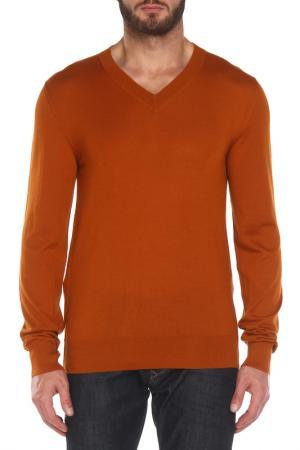 Пуловер DOLCE & GABBANA. Цвет: оранжевый