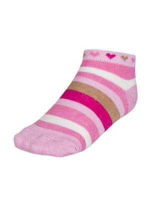Носки BAYKAR. Цвет: розовый