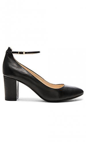 Туфли на каблуке ramona RAYE. Цвет: черный