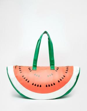 BAN DO Сумка-холодильник Ban.Do Giant Watermelon. Цвет: мульти