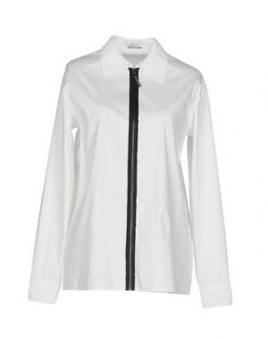 Pубашка FAIRLY. Цвет: белый