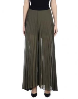 Повседневные брюки TENAX. Цвет: зеленый-милитари