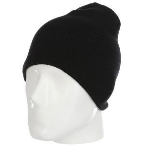 Шапка носок  Ff Daily Black Les. Цвет: черный