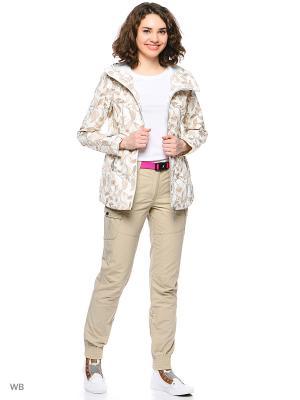 Куртка Icepeak. Цвет: белый