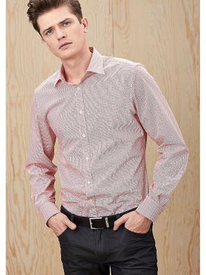 Рубашка S.OLIVER. Цвет: бледно-розовый