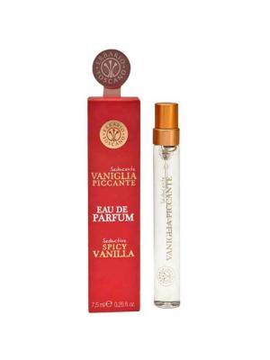 Парфюмерная вода Пикантная ваниль 10 мл Erbario Toscano. Цвет: бордовый