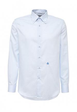 Рубашка Armata di Mare. Цвет: голубой