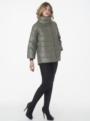 Куртка CATTAIL WILLOW. Цвет: оливковый