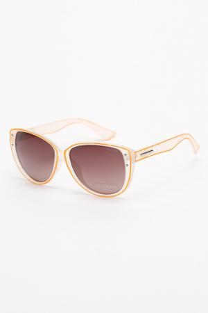 Очки солнцезащитные Arizona. Цвет: оранжевый