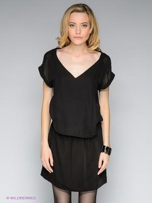 Платье G-STAR RAW. Цвет: черный