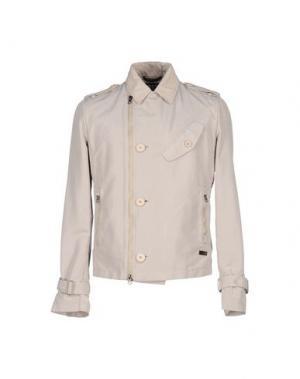 Куртка 313 TRE UNO. Цвет: светло-серый