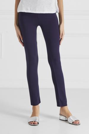 Комбинированные брюки Princesse Tam-Tam. Цвет: синий