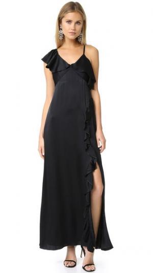 Платье Dafne Jill Stuart. Цвет: нуар