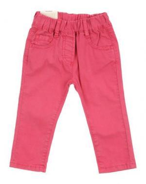 Повседневные брюки EDDIE PEN. Цвет: фуксия