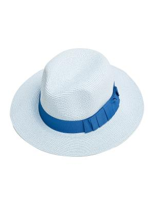 Шляпа Kameo-bis. Цвет: синий, голубой