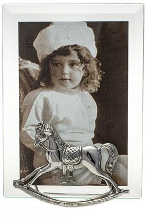 Рамка для фото Rocking Horse Tsar. Цвет: бесцветный