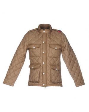 Куртка KILT HERITAGE. Цвет: хаки