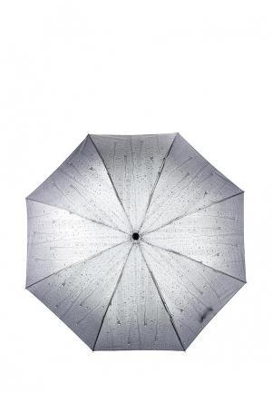 Зонт складной Modis. Цвет: серый