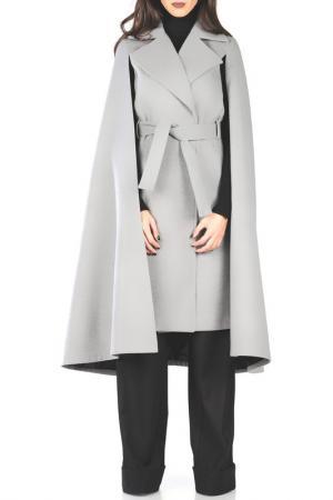 Пальто Joins. Цвет: серый