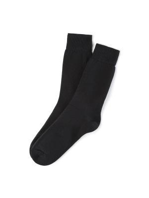 Носки мужские cot BU733018 nero Incanto. Цвет: черный