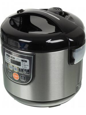Мультиварка SINBO SCO 5051, 700Вт, серебристый/черный. Цвет: черный, серебристый
