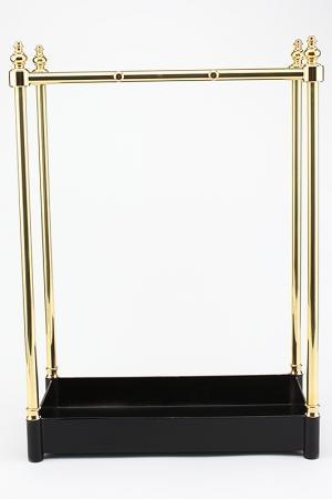 Подставка для зонтиков, 41х58 Stilars. Цвет: золотой