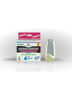 Ароматизатор электрический для дома/дачи с ароматом AFFAIR AMBIELECTRIC. Цвет: светло-серый, белый