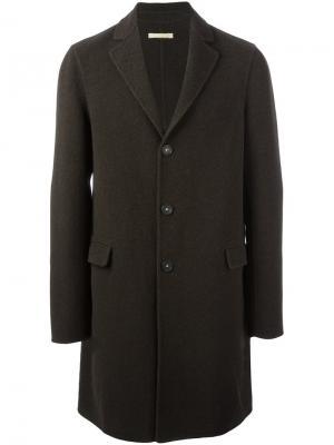 Пальто austin Massimo Alba. Цвет: коричневый