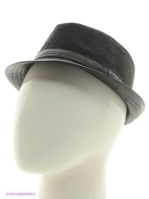 Шляпа Shapkoff. Цвет: темно-серый