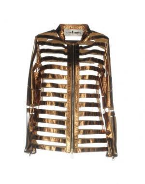Куртка CABAN ROMANTIC. Цвет: бронзовый