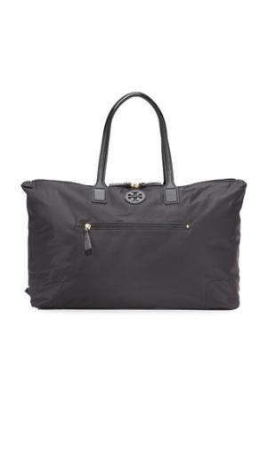 Складная сумка-портфель Ella для однодневной поездки Tory Burch